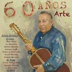 Paco Cepero - 60 años de arte