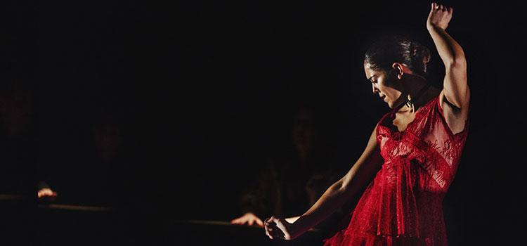 Patricia Guerrero, supernatural dancing