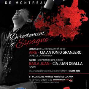 Festival Flamenco Montreal