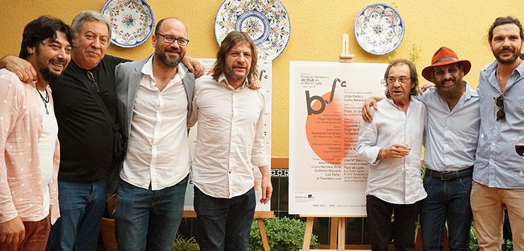 Segundo Festival Flamenco de Club en el Berlín Café de Madrid