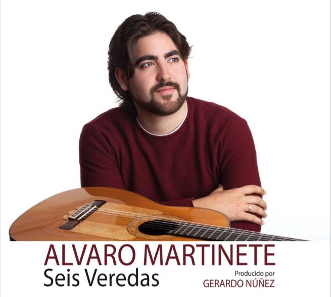 Álvaro Martinete – Seis veredas (CD)