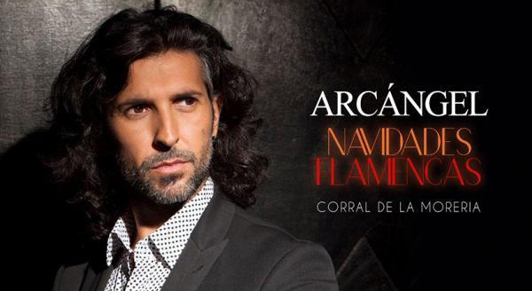 Arcángel Navidad Flamenca Corral de la Moreria