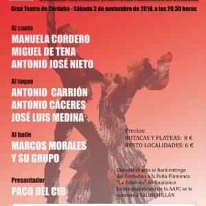 Cordobán Flamenco