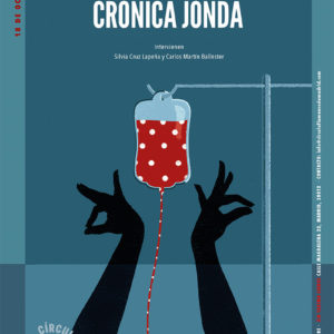 Crónica jonda - presentación en Madrid - Círculo Flamenco