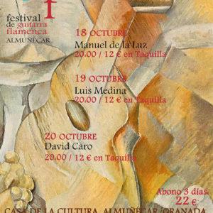 Festival Guitarra Almunecar
