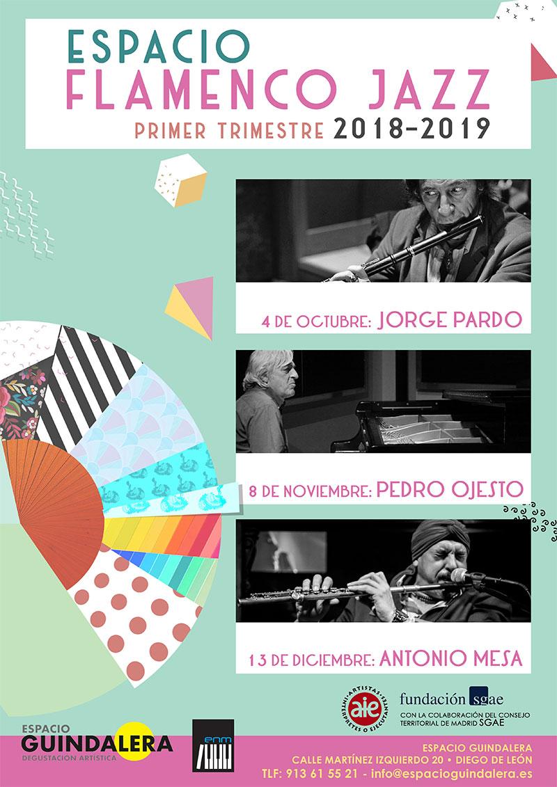 Flamenco Jazz - Espacio Guindalera