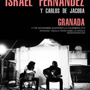 Israel Fernandez & Carlos de Jacoba Granada
