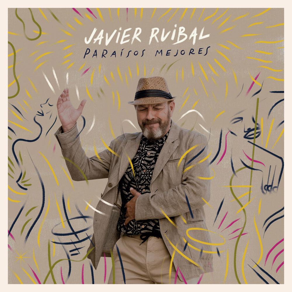Javier Ruibal – Paraísos mejores (CD)