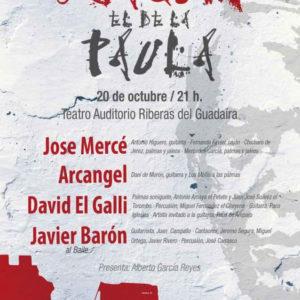 Festival Joaquín el de la Paula