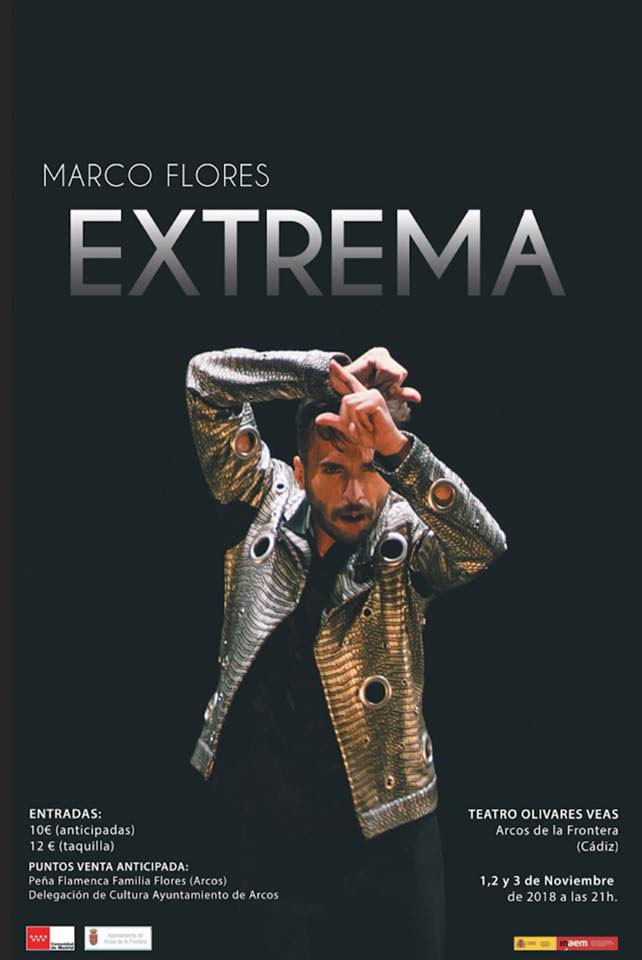 Marco Flores Extrema