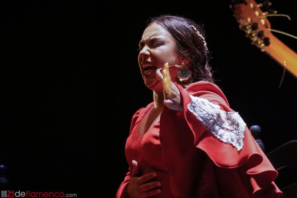 María Terremoto - Teatro Flamenco Madrid