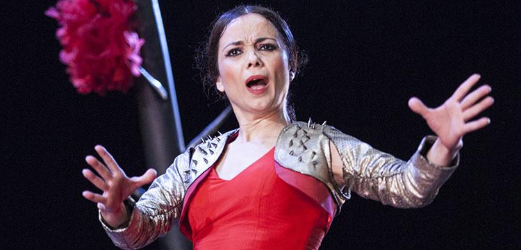 Olga Pericet recibe el Premio Nacional de Danza mientras estrena en Nueva York