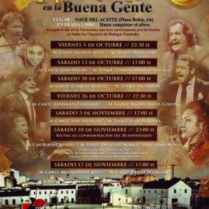 Peña Buena Gente - Otoño es Flamenco Jerez