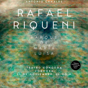 Rafael Riqueni en Córdoba