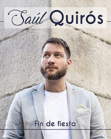 Saul Quiros Fin de fiesta cd