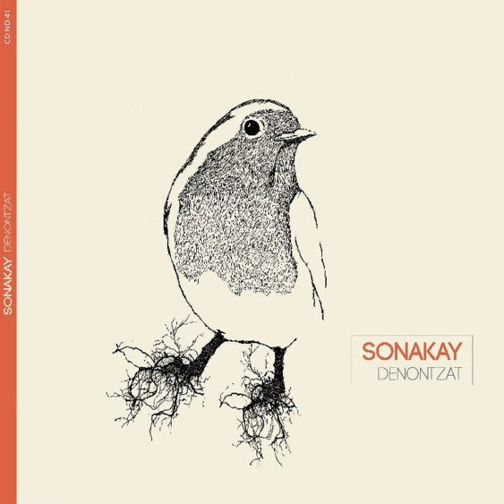 "SONAKAY -""Denontzat""   (CD)"