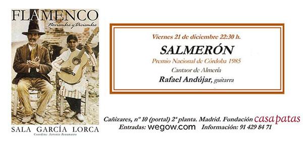Salmerón - Sala Gracía Lorca