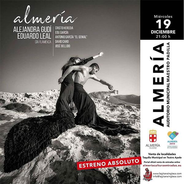 Almeria - Alejandra Gudi & Eduardo Leal