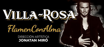 Villa Rosa tablao flamenco