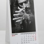 Calendario Flamenco 2019 Ana Palma