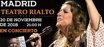 Argentina en el Teatro Rialto