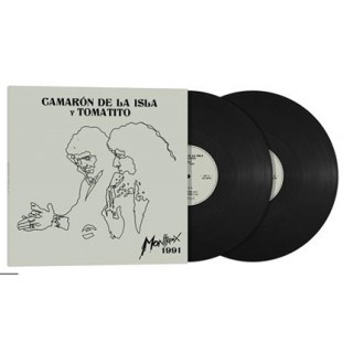 Camarón de la Isla y Tomatito – Montreux 1991 (Vinilo LP 45-RPM)