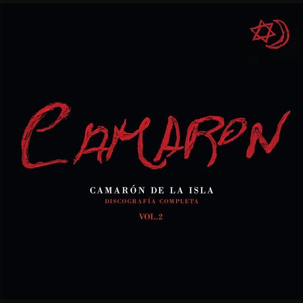 Camarón de la Isla – Discografía completa Vol 2 (10 Vinilos LP)