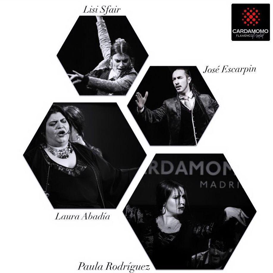 Tablao Cardamomo Flamenco Madrid