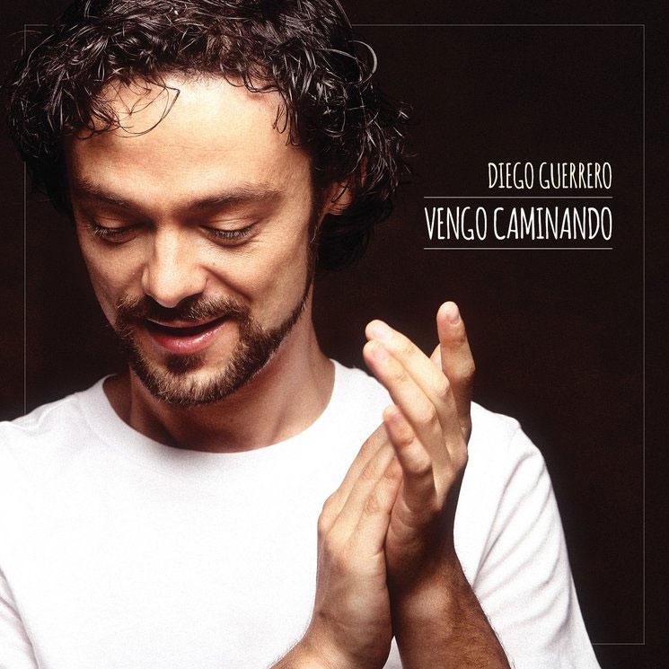 Diego Guerrero – Vengo caminando (CD)
