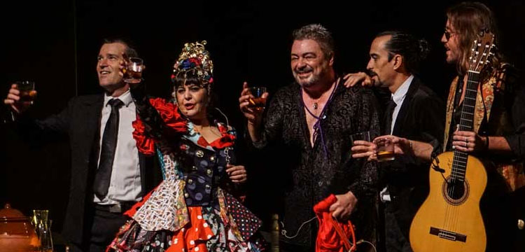 Domingos de Vermut & Potaje – Maui – Teatro Flamenco Madrid