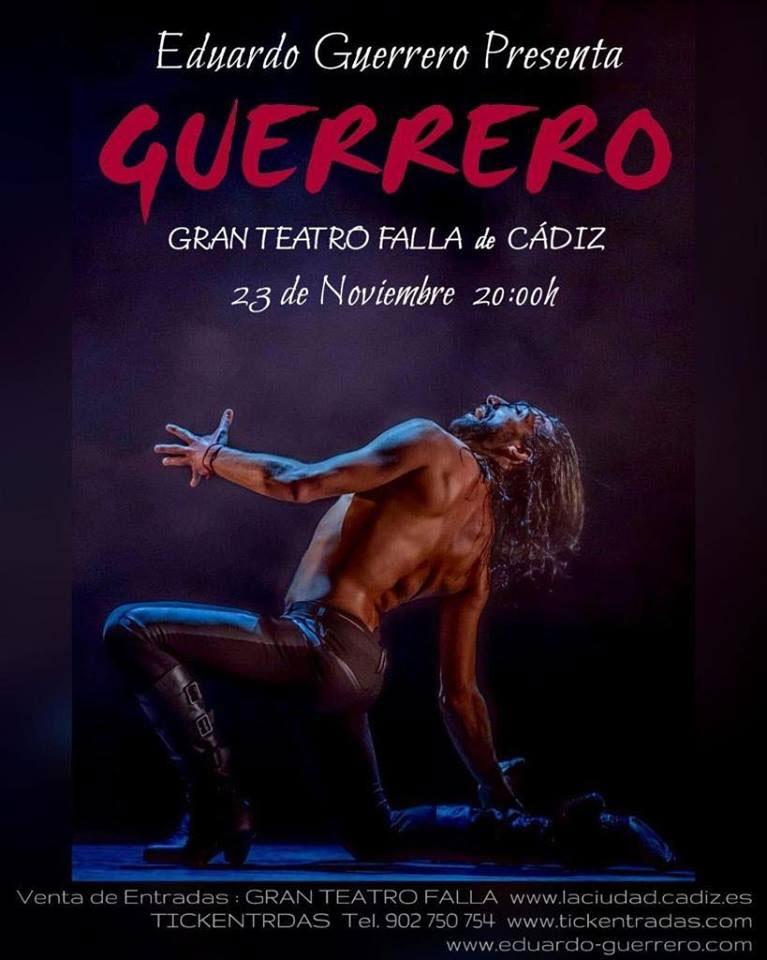 Eduardo Guerrero Teatro Falla Cádiz
