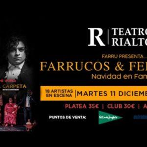 Farrucos y Fernández- Navidad en familia