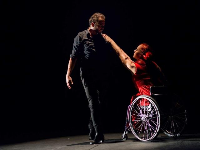 Flamenco inclusivo José Galán