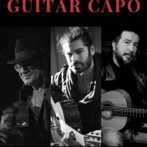 Guitar Capo - Café Ziryab