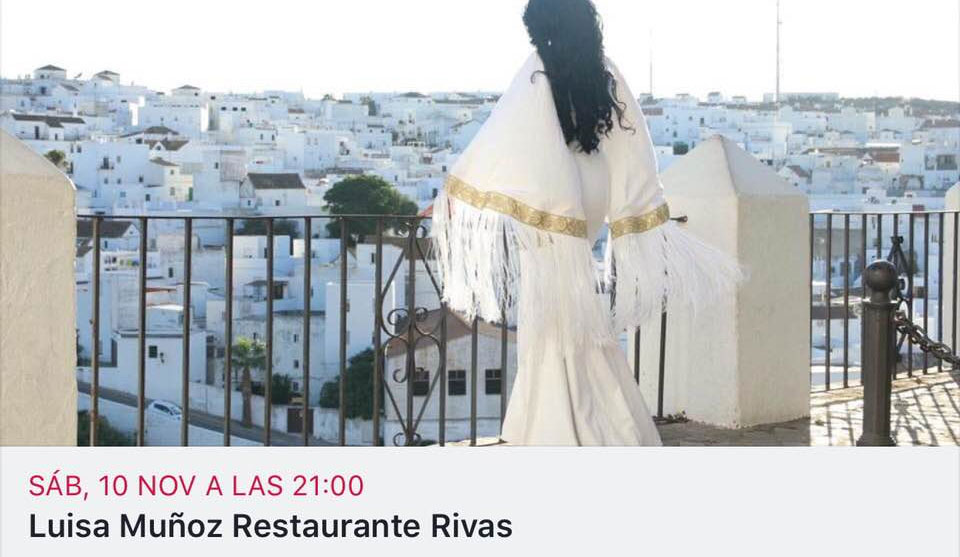 Luisa Munoz La Gitane