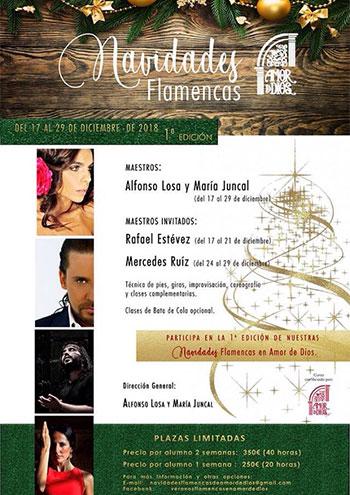 Navidades Flamencas en Amor de Dios