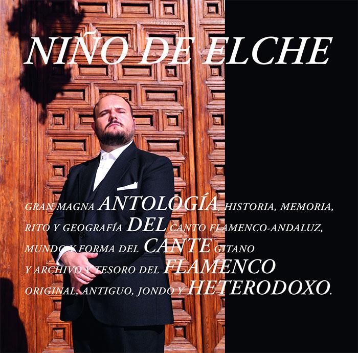 Niño de Elche – Antología del cante flamenco heterodoxo (2CDs)