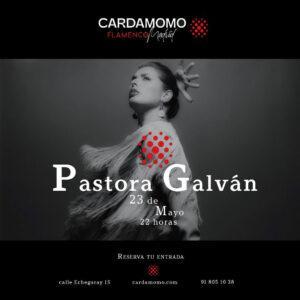 Pastora Galván - Cardamomo