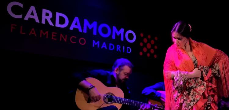 Paula Rodríguez Lázaro – Cardamomo Flamenco Madrid