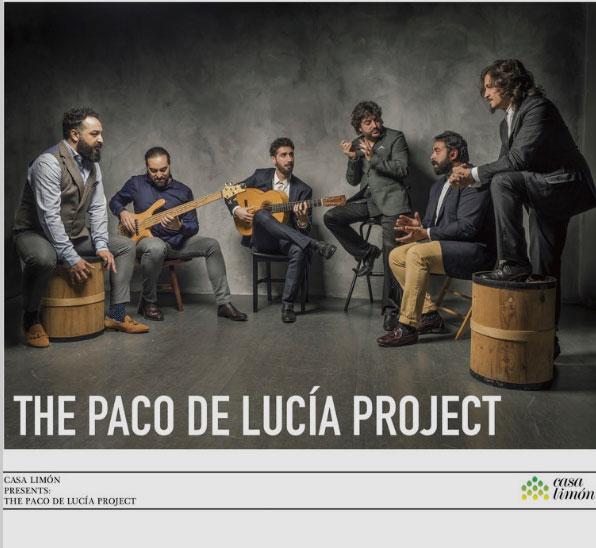 The Paco de Lucía Project Live CD