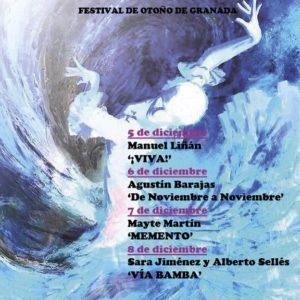 Encuentros Flamencos Otoño Granada