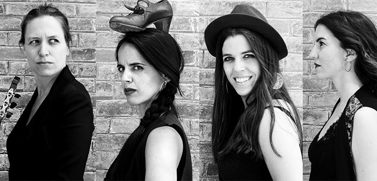 Las flamencas de LaboratoriA: a la justicia por la belleza
