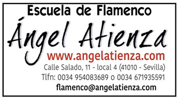 Flamenco Ángel Atienza