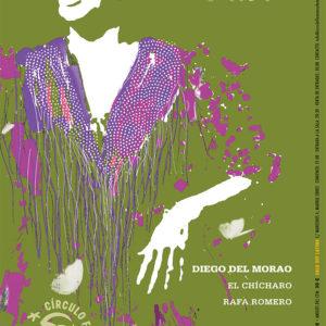 Aurora Vargas en Círculo Flamenco de Madrid