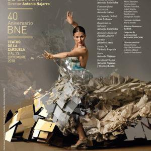 Ballet Nacional de España 40 años
