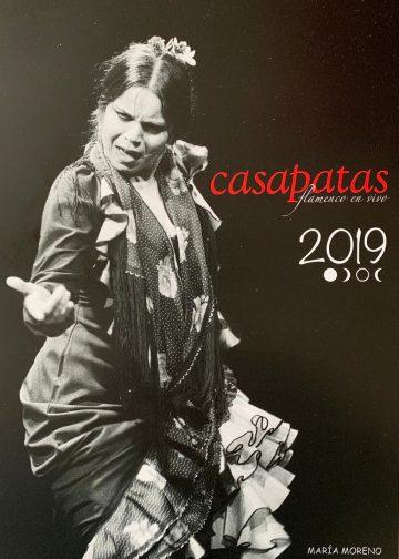 Casa Patas calendario 2019