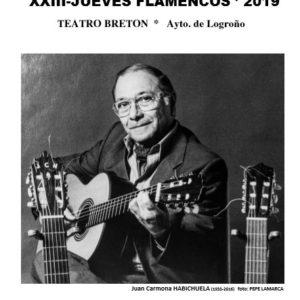Jueves Flamencos - Teatro Bretón - Gira del Norte