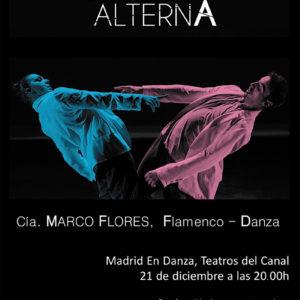 Marco Flores Teatros de Canal - Madrid