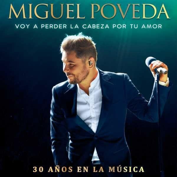 Miguel Poveda – El tiempo pasa volando, 30 años en la música (2CDs)