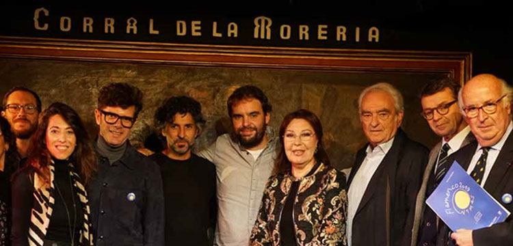 Festival Flamenco de Nîmes 2019, presentado en Madrid